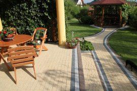 Paver Patio / Garden Renovation